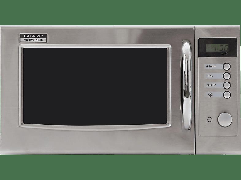SHARP R-15AM Mikrowelle (1000 Watt)