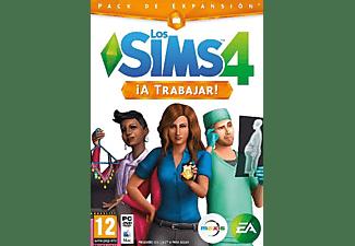 PC Los Sims 4 - ¡A Trabajar! / Expansión de juego