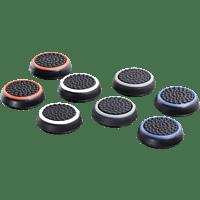 HAMA 8in1 Control-Stick-Aufsätze-Set, Schwarz