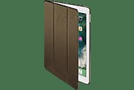 HAMA Fold Clear Tablethülle, Bookcover, Braun