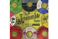 VARIOUS - The Treasure Isle Story [CD]