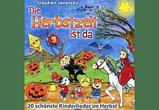 Stephen Janetzko - Die Herbstzeit ist da  - (CD)