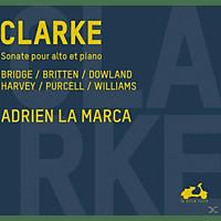 Adrien La Marca, Thomas Hoppe - Sonate Für Viola & Klavier [CD]