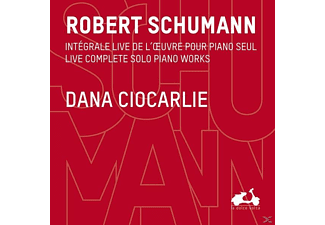 * - Sämtliche Klavierwerke Solo  - (CD)