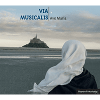 VARIOUS - Via Musicalis/Ave Maria [CD]