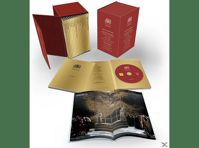 The Royal Opera House - Royal Opera Collection [DVD]