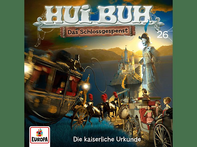 Hui Buh Neue Welt - 026/Die kaiserlicher Urkunde - (CD)