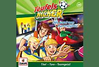 Teufelskicker - 068/Das Juwel vom Rummelplatz - (CD)