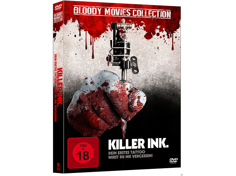 Bloody Movies - Killer Ink. [DVD]