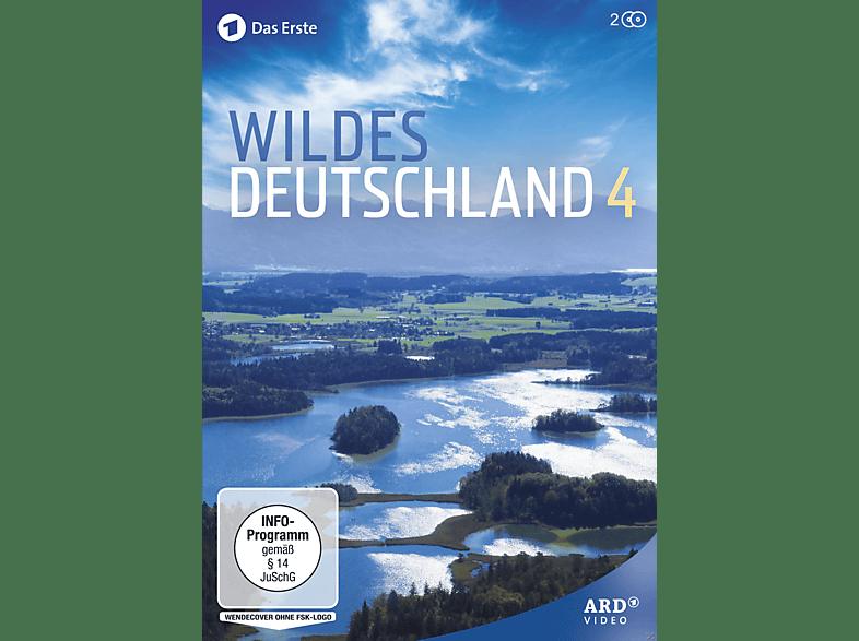 Wildes Deutschland 4 [DVD]