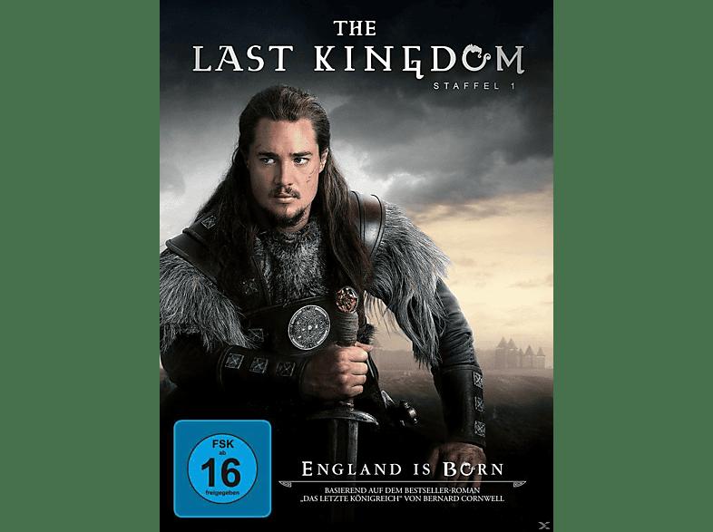 The Last Kingdom - Staffel 1 [DVD]