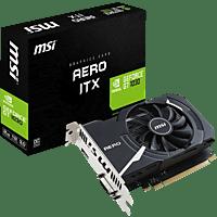 MSI GeForce® GT 1030 Aero ITX 2G OC 2GB (V809-2492R) (NVIDIA, Grafikkarte)