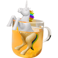 WINKEE 14641 Einhorn Tee-Ei