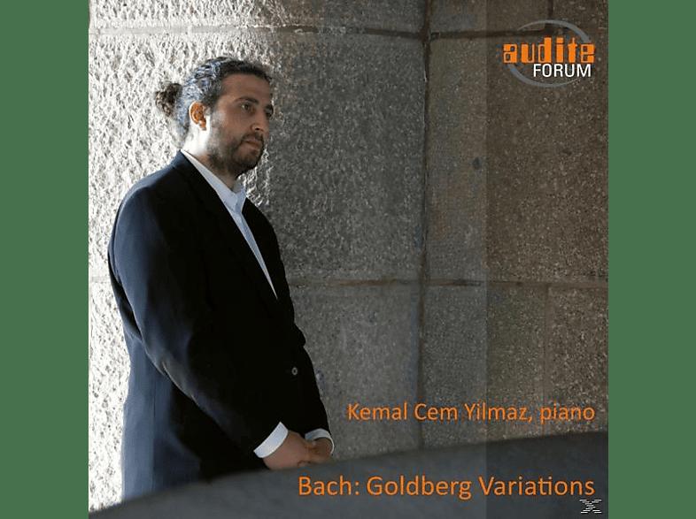 Kemal Cem Yilmaz - Goldberg Variations [CD]
