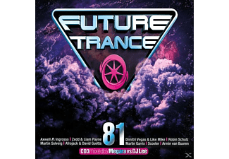 VARIOUS - Future Trance 81 - (CD)