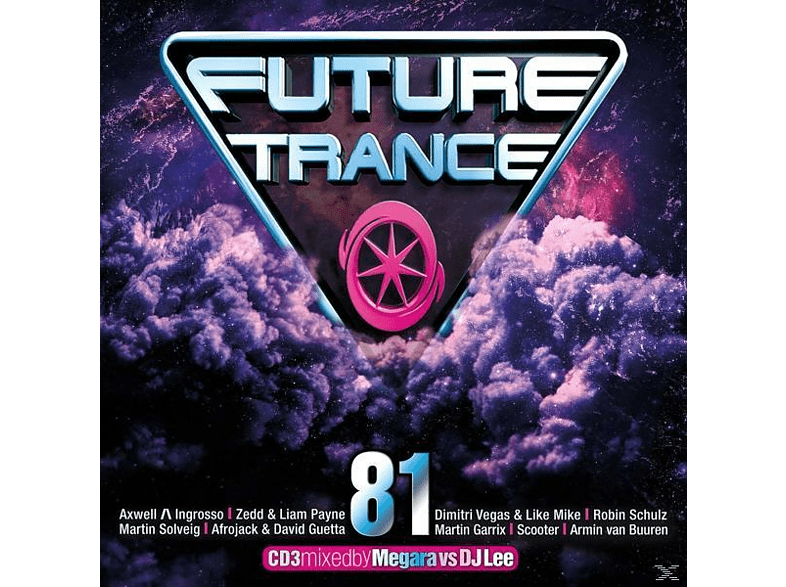 VARIOUS - Future Trance 81 [CD]