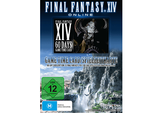 Final Fantasy XIV - A Realm Reborn Pre-Paid Card 60 Tage