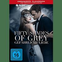 Fifty Shades of Grey 2 – Gefährliche Liebe [DVD]