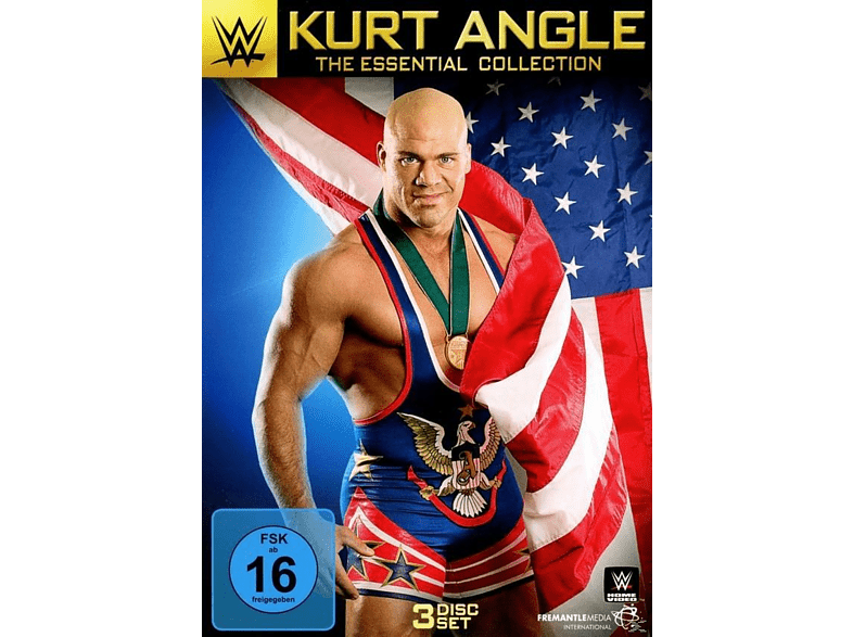 Kurt Angle-The Essential Collection [DVD]