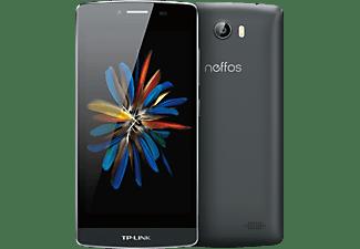 TP-LINK Neffos C5 16 GB Anthrazit Dual SIM