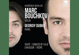 Georgiy Dubko - Sonaten 5 & 6/Poeme  - (CD)