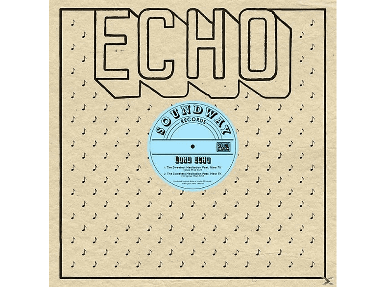 Lord Echo - The Sweetest Meditation Remixes [Vinyl]