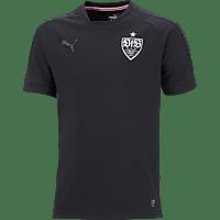 PUMA VfB Stuttgart T-Shirt, Schwarz