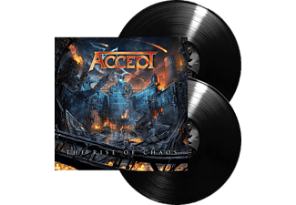 Accept - The Rise Of Chaos  - (Vinyl)