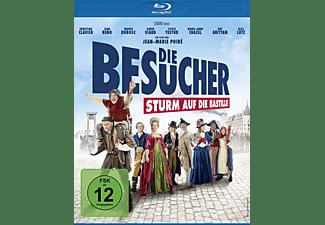 Die Besucher - Sturm auf die Bastille Blu-ray