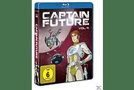 Captain Future - Vol.4 [Blu-ray]