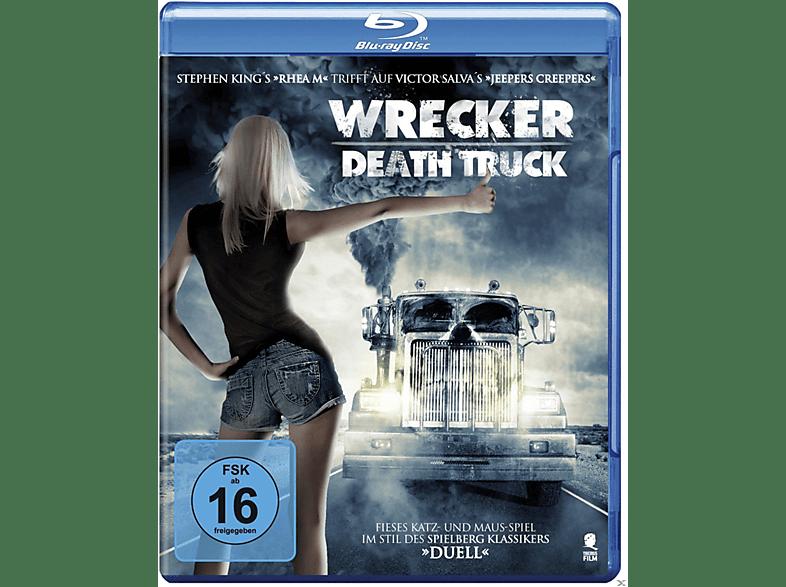 Wrecker - Death Truck [Blu-ray]
