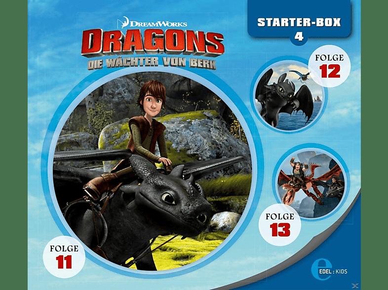 Dragons: Die Reiter von Berk : Die Wächter von Berk - (CD)