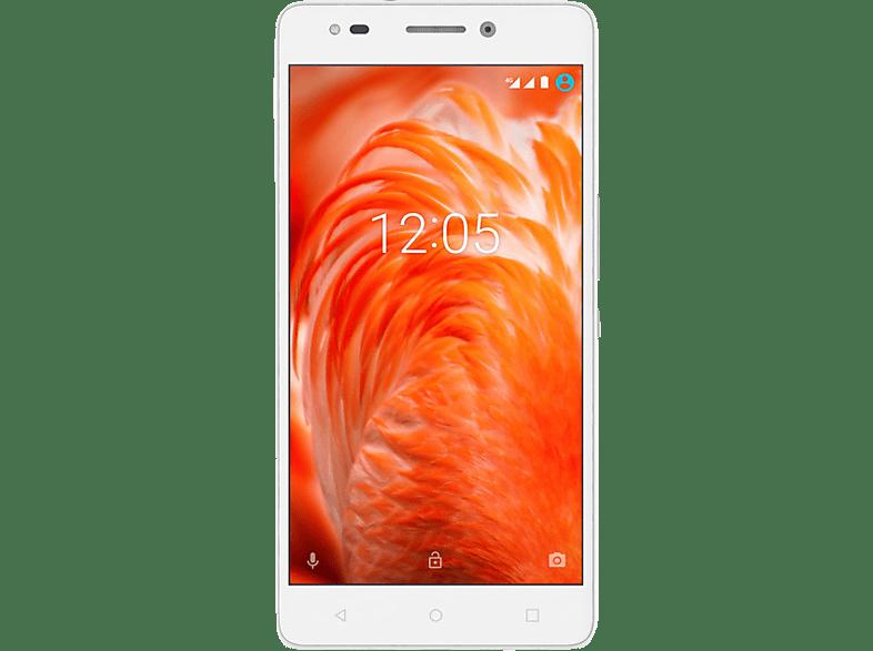 BQ Aquaris M 2017 16 GB Weiß Dual SIM