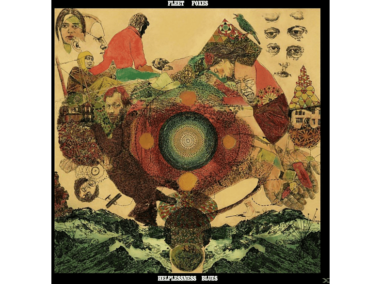 Fleet Foxes - Helplessness Blues [Vinyl]