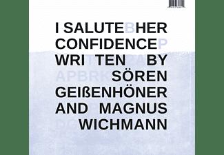 I Salute - Her Confidence  - (LP + Bonus-CD)