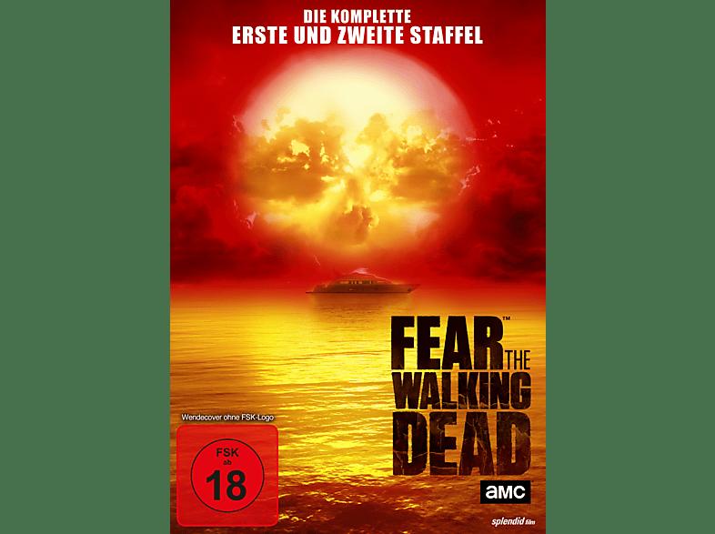 Fear The Walking Dead - Staffel 1+2 [DVD]