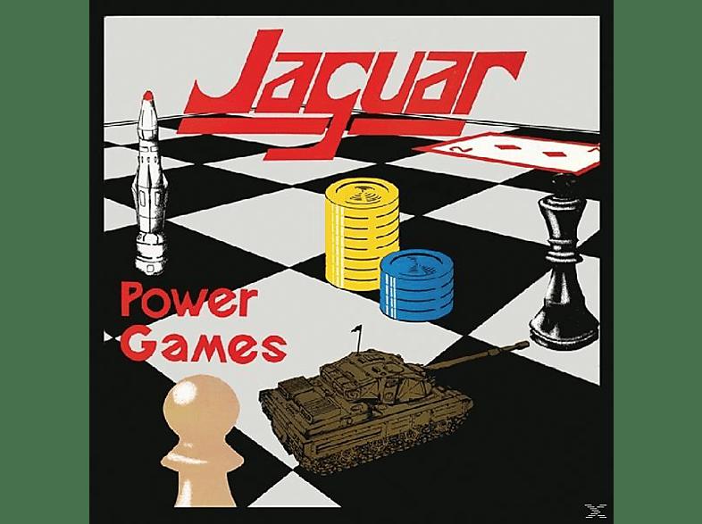 Jaguar - Power Games [Vinyl]