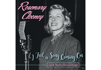 Rosemary Clooney - I Feel A Song Coming On - (CD)