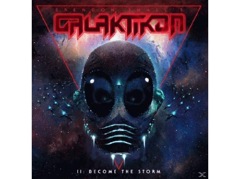 Brendon Small - Galaktikon II: Become The Storm [Vinyl]