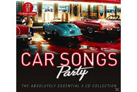 VARIOUS - Car Songs Party [CD]