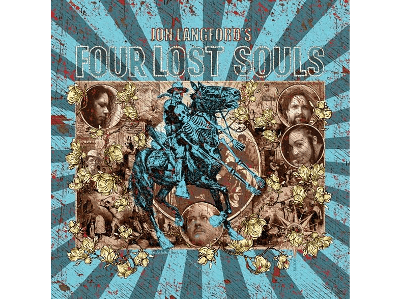 Jon Langford - Four Lost Souls (Heavyweight LP+MP3) [LP + Download]