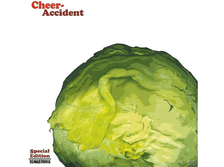 Cheer-accident - Salad Days [CD]