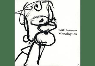 Heikki Ruokangas - Monologues  - (CD)