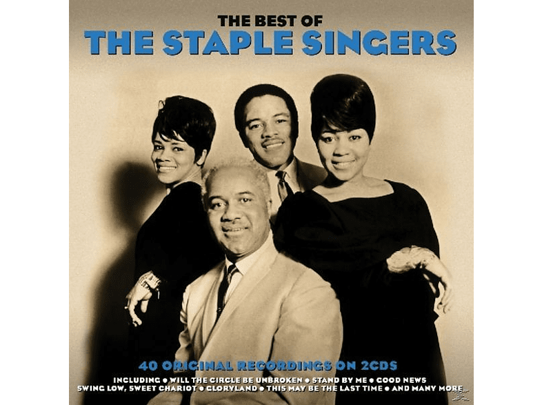 The Staple Singers - Best Of [CD]