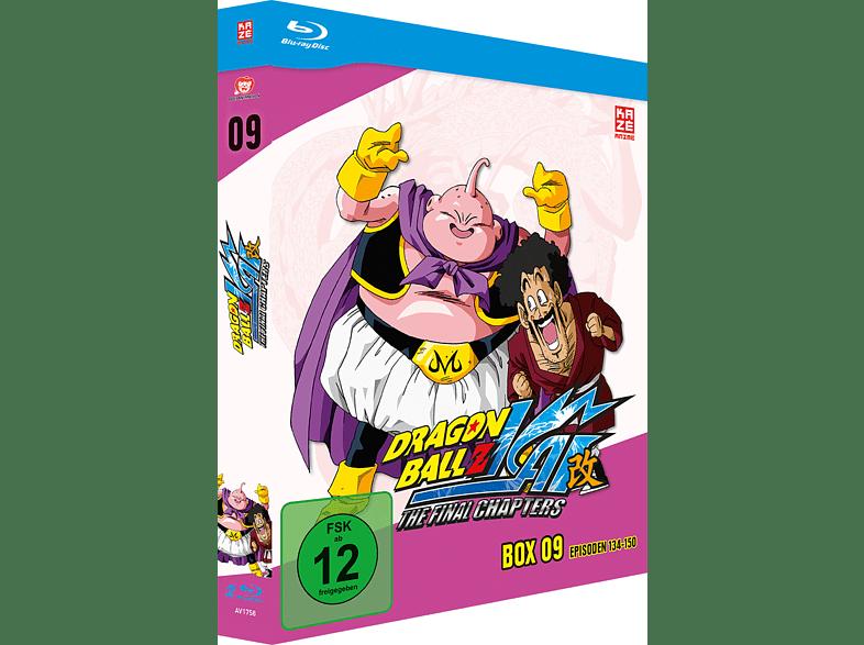 Dragonball Z - Box 9 - Episoden 134-150 [Blu-ray]