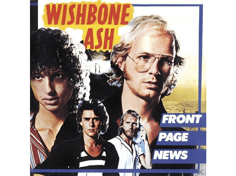 Wishbone Ash - Front Page News [CD]