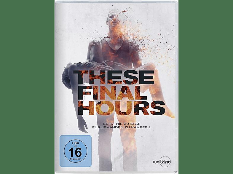 These Final Hours - Es Ist Nie Zu Spaet Fuer Jemanden zu Kämpfen [DVD]