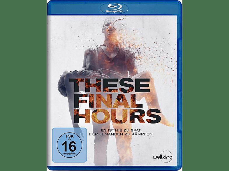 These Final Hours - Es Ist Nie Zu Spaet Fuer Jemanden zu Kämpfen [Blu-ray]