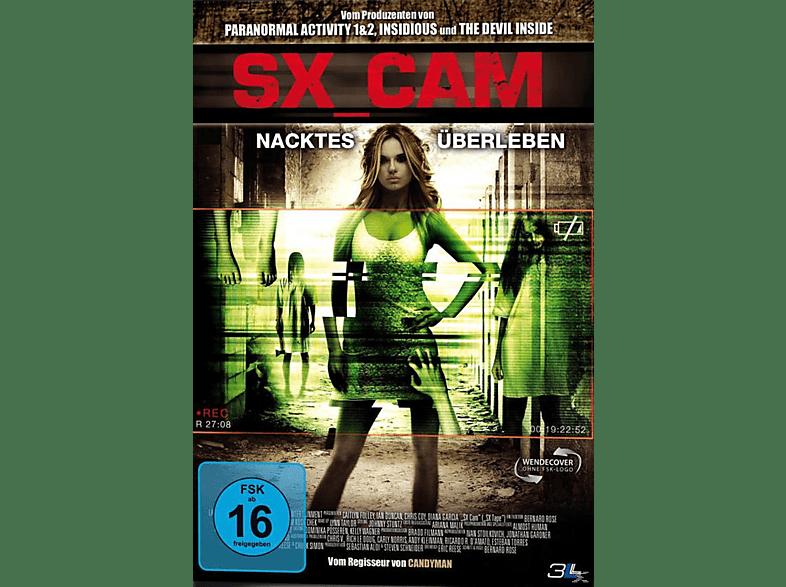 SX_Cam - Nacktes Überleben [DVD]