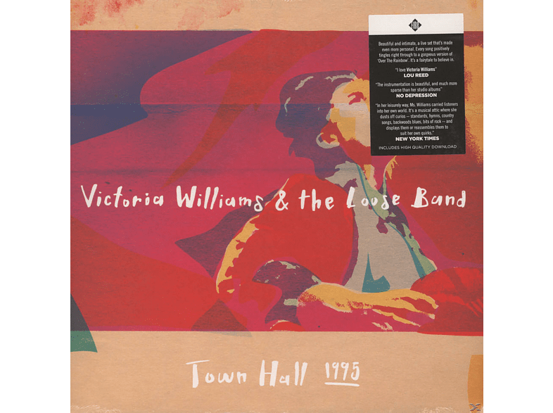 Victoria Williams Featuring The Loose Band - Town Hall 1995 [Vinyl]